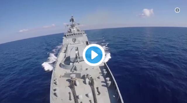 Η Ρωσία χτύπησε το ISIS με πυραύλους κρουζ στην Συρία Hellenic_MOD greece_russia